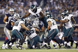 eagles vs cowboys 2014 why is dallas better on the road than at