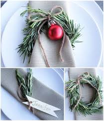 Christmas Berry Table Decoration best 25 christmas napkin rings ideas on pinterest christmas
