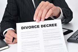 discrimination because of pending divorce violates new jersey law