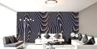 Wohnzimmer Design Mit Stein 80 Wohnzimmer Tapeten Ideen Coole Moderne Muster Xoyox Net