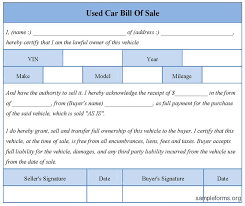 Free Sle Of Bill Of Sale For Used Car by 893 Best Downloadable Pdf Template Images On