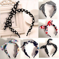 korean headband korean hair bow ebay