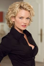 curly bob hairstyles for over 50 maybe i need to style it similiar to this until it grows out some