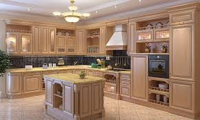 Classic Kitchen Design White Kitchens Designs With Classic Wood - Classic kitchen cabinet