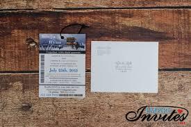 wedding invitations edmonton ski pass wedding invitations to snow valley ski club edmonton