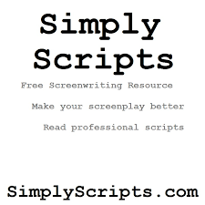 tv commercial script template simplyscripts simplyscripts free screenwriters screenplay