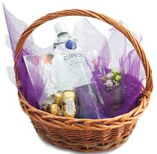 vodka gift baskets www xmarket24 ciroc vodka gift basket