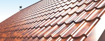Metal Tile Roof Metal Tile Roof Home Improvements Pinterest Metal Roof Tiles