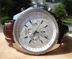 breitling bentley motors breitling bentley motors 6 75 a44362 silver white dial topnotch
