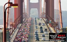 Sf Marathon Map San Francisco Marathon Weekend San Francisco California 7 22