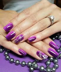 nails la belle beautify themselves with sweet nails