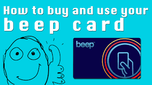 how to buy and use your lrt mrt beep card