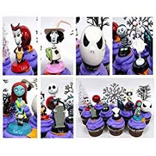 nightmare before christmas cupcake toppers christmas decoration inspiration christmas cupcake decorations
