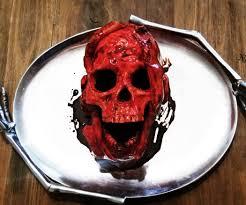 gory halloween cakes creepy halloween ideas