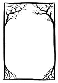 halloween border frames u2013 fun for halloween