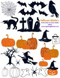 Halloween Stickers Free Printable Halloween Stickers U2022 Free Printables Com