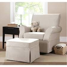 Upholstered Glider With Ottoman Upholstered Glider And Ottoman Set Furniture Rocking Chair And