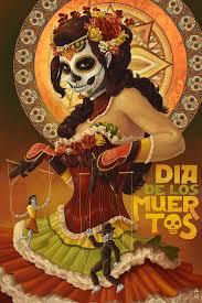 Dia De Los Muertos Pictures Dia De Los Muertos By Alixbranwyn On Deviantart