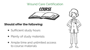 cna ma wound certification course certified for nursing wound care