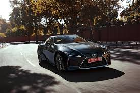 Lexus Lc500 2017 First Drive With Video Cars Co Za