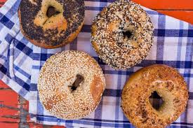 Seeking Bagel New York Style Bagels Come To Brew Brew With S Eater