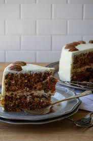 quintessential carrot cake