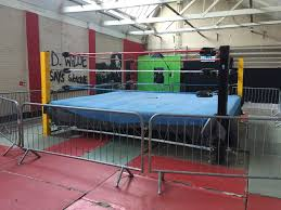 Wrestling Ring Bed by Pro Wrestling Training Dundee Wrestling Amino