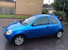 2004 ford ka 1 3 3dr one lady owner from new long mot hpi clear