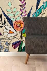 wall ideas cool wall murals lulie wallace flowers for phoebe cool wall murals lulie wallace flowers for phoebe wall mural urbanoutfitterswhat a cool painting best wall