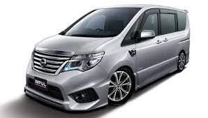 nissan sentra body kit nissan serena s hybrid tuned by impul launched in malaysia two