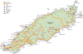 Trinidad World Map by Maps Of Tobago Discover Tt Net