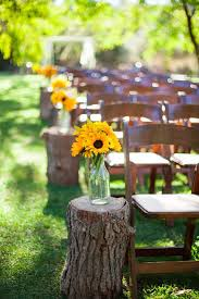 sunflower wedding decorations 30 sunflower wedding decor ideas for you big day sunflower
