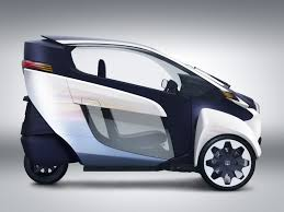 honda micro commuter concept car geneva show toyota hits the micro i road goauto