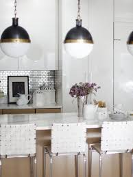 white kitchen backsplash trends and glass tile ideas pictures