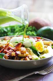 green goddess dressing u0026 breakfast salad lexi u0027s clean kitchen
