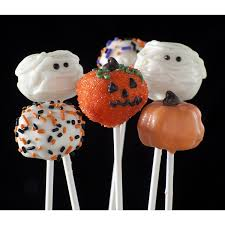 Halloween Cake Pops Images by Amazon Com Nordic Ware 43605 12 Cavity Pumpkin Cake Pops Pan
