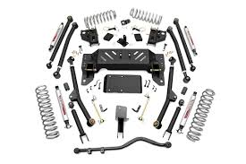 93 jeep lift kit 4in arm suspension lift kit for 93 98 jeep zj grand