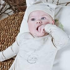 couverture coton bio body bébé coton bio coloris gris chiné