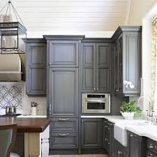Home Kitchen Furniture Kitchen Cabinets With Furniture Style Flair Traditional Home