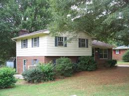 tri level home salisbury carolina estate affordable space