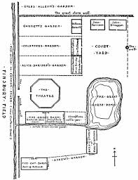 the masque of the red death floor plan the project gutenberg ebook of shakespearean playhouses by joseph