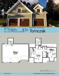 craftsman style garage plans style garage plan tomczak