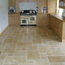 Travertine Kitchen Floor by Mixed Travertine Mosaic Tiles Floors Of Stone Tile Collection