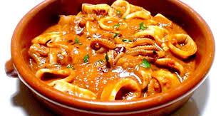 cuisiner calamar recettes de calamar et de poisson