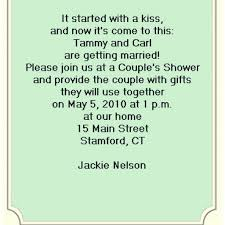 bridal shower invitation wording dancemomsinfo com