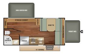 Expandable Floor Plans Expandable Hybrid Starcraft Rv