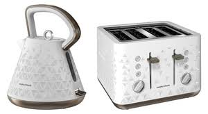 Morphy Richards Toaster White White Kettles And Toasters Bke The Compact Kettle Pure With White