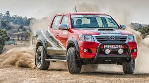bakkie with lexus v8 engine for sale toyota celebrates the one millionth hilux sold with the fire