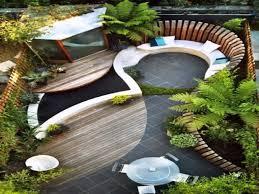 Small Garden Decking Ideas Small Home Garden Decking Ideas