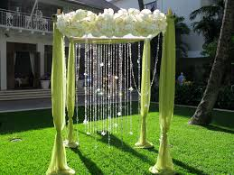 Easy Diy Garden Gazebo by Lovely Wedding Pathway Decor With Outdoor Gazebo Design In Green
